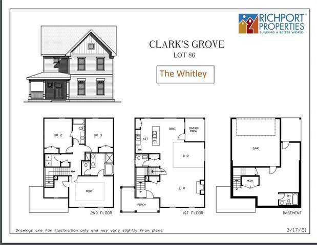 5127 Arnold Street, Covington, GA 30014 (MLS #6864300) :: AlpharettaZen Expert Home Advisors