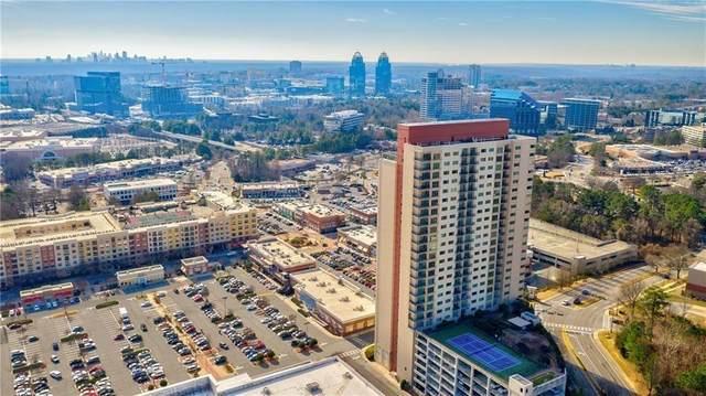 4561 Olde Perimeter Way #2407, Atlanta, GA 30346 (MLS #6864324) :: Thomas Ramon Realty