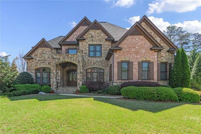 1246 Stonecroft Way, Marietta, GA 30062 (MLS #6864332) :: North Atlanta Home Team