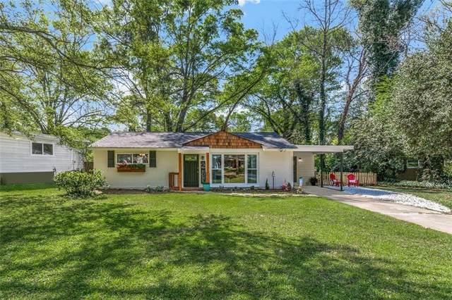 3095 Brook Drive, Decatur, GA 30033 (MLS #6864334) :: The Hinsons - Mike Hinson & Harriet Hinson