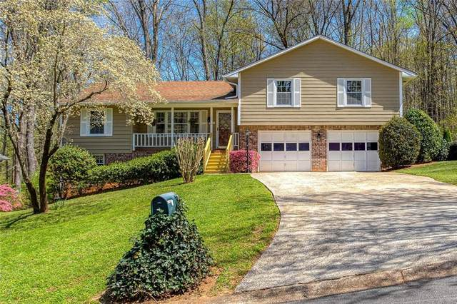 2162 Tourney Drive, Marietta, GA 30062 (MLS #6864342) :: Path & Post Real Estate