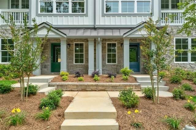 1274 Enidurgh Court #35, Atlanta, GA 30329 (MLS #6864359) :: Compass Georgia LLC