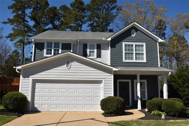 391 Parkmont Way, Dallas, GA 30132 (MLS #6864389) :: Path & Post Real Estate