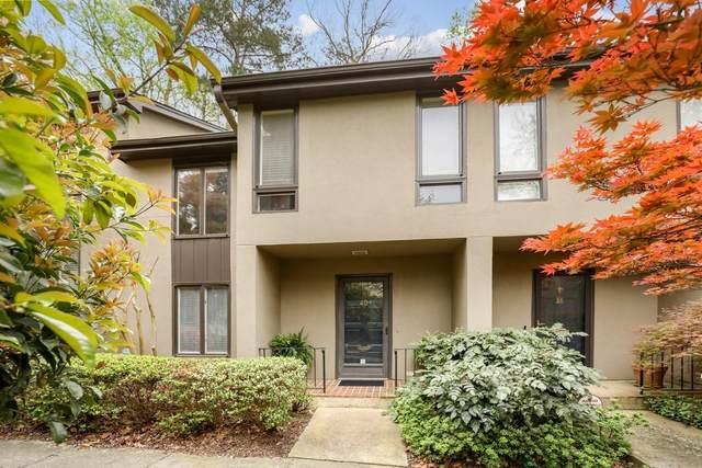40 Ivy Parkway NE, Atlanta, GA 30342 (MLS #6864415) :: RE/MAX Prestige
