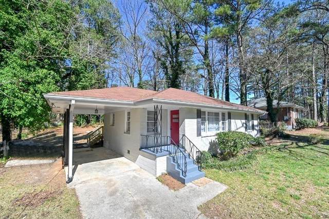 2575 Connally Drive, East Point, GA 30344 (MLS #6864455) :: Lucido Global