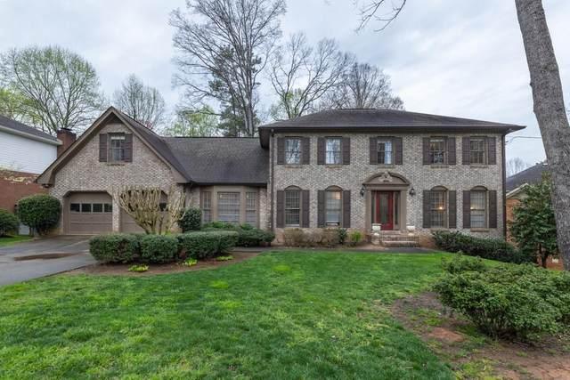 3769 Allenhurst Drive, Peachtree Corners, GA 30092 (MLS #6864509) :: North Atlanta Home Team