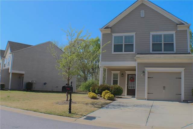 314 Highland Pointe Circle E, Dawsonville, GA 30534 (MLS #6864523) :: Path & Post Real Estate