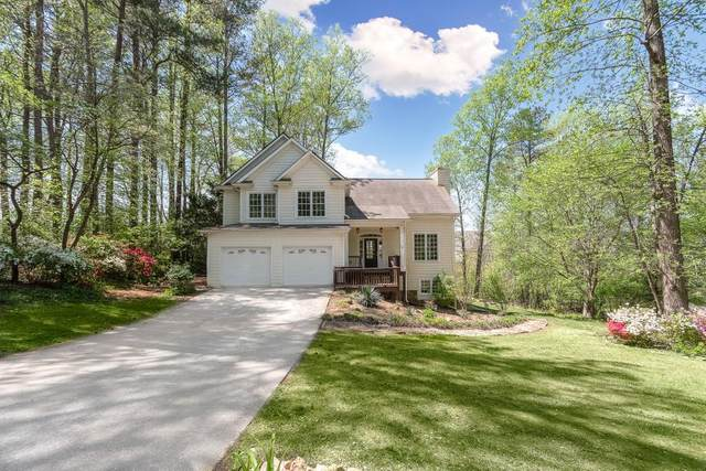 807 Hampton Court, Woodstock, GA 30188 (MLS #6864530) :: Thomas Ramon Realty