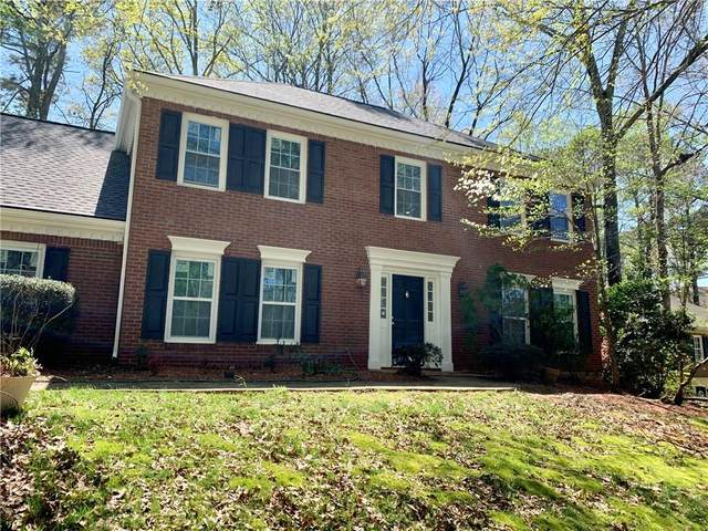 4178 Kindlewood Court NE, Roswell, GA 30075 (MLS #6864567) :: The North Georgia Group