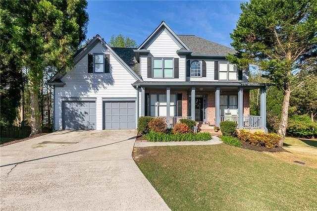 1694 Lake Heights Circle, Dacula, GA 30019 (MLS #6864579) :: North Atlanta Home Team
