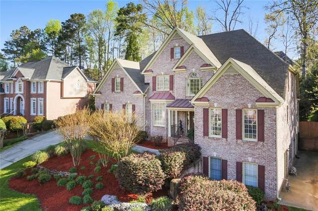 5902 Downington Place NW, Acworth, GA 30101 (MLS #6864580) :: North Atlanta Home Team