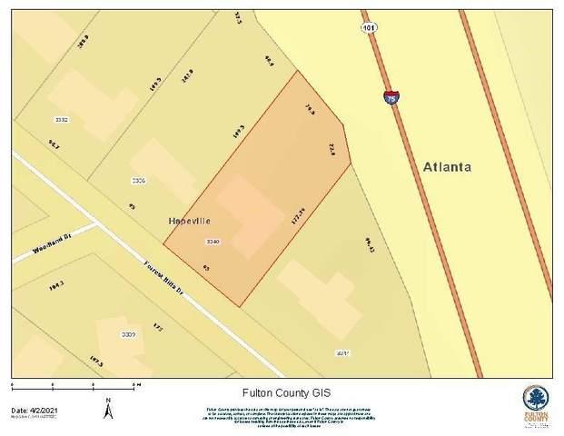 3340 Forrest Hills Drive, Hapeville, GA 30354 (MLS #6864594) :: Compass Georgia LLC