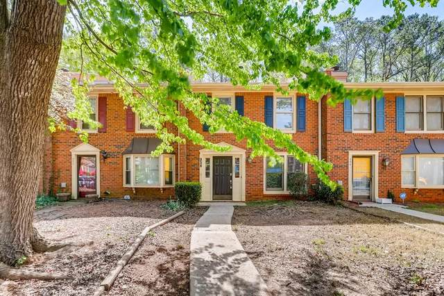 954 Chippendale Lane, Norcross, GA 30093 (MLS #6864596) :: North Atlanta Home Team