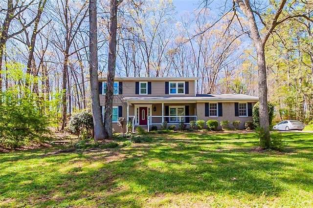 3401 Fawn Trail, Marietta, GA 30066 (MLS #6864599) :: North Atlanta Home Team