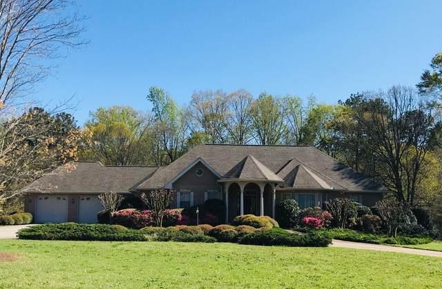 4033 Elizabeth Terrace, Rex, GA 30273 (MLS #6864610) :: North Atlanta Home Team