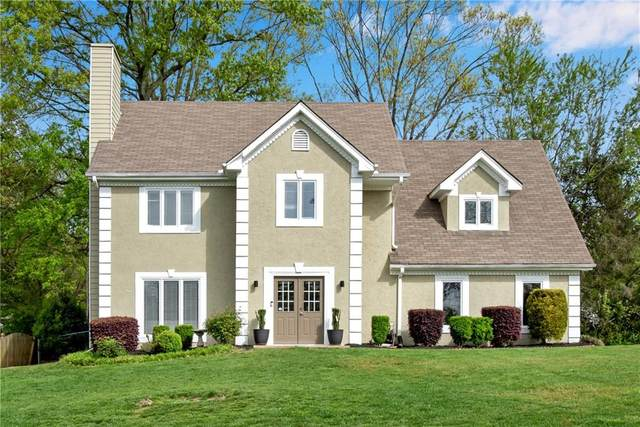 2541 Bechers Brook, Lawrenceville, GA 30043 (MLS #6864647) :: North Atlanta Home Team