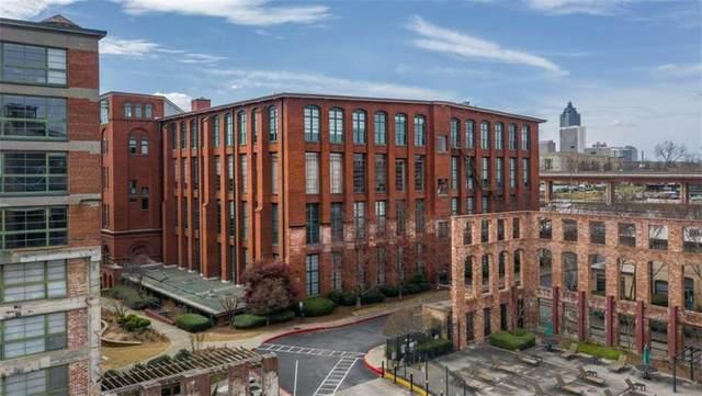170 Boulevard Se 302E, Atlanta, GA 30312 (MLS #6864650) :: RE/MAX Prestige