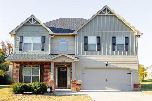 2661 Bateleur Court, Grayson, GA 30017 (MLS #6864652) :: North Atlanta Home Team