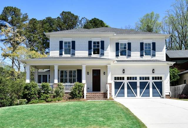 2609 Skyland Drive NE, Brookhaven, GA 30319 (MLS #6864659) :: North Atlanta Home Team