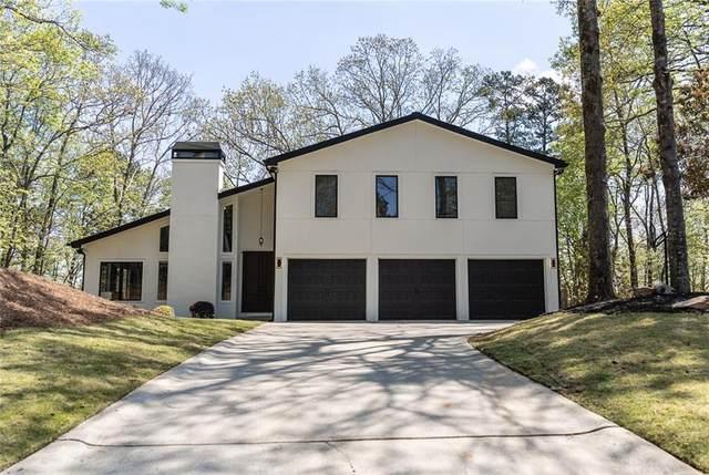 150 Fairway Ridge Drive, Alpharetta, GA 30022 (MLS #6864677) :: North Atlanta Home Team