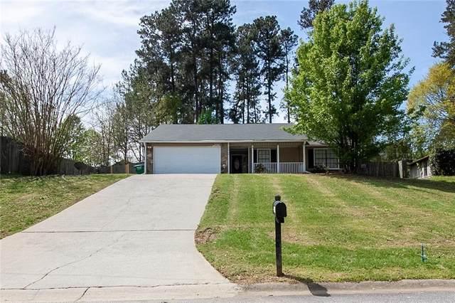 2610 Mill Pond Court, Duluth, GA 30096 (MLS #6864690) :: North Atlanta Home Team