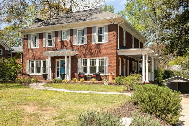 702 E Ponce De Leon Avenue, Decatur, GA 30030 (MLS #6864694) :: Compass Georgia LLC