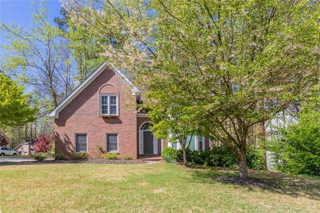 4824 Buckhorn Court, Powder Springs, GA 30127 (MLS #6864701) :: North Atlanta Home Team