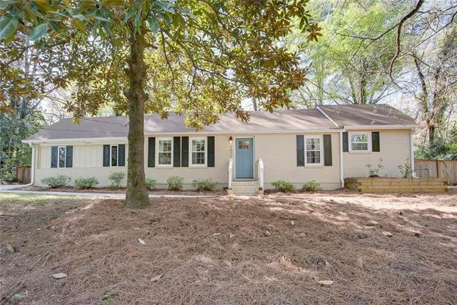 2671 Eastwood Drive, Decatur, GA 30032 (MLS #6864723) :: Rock River Realty