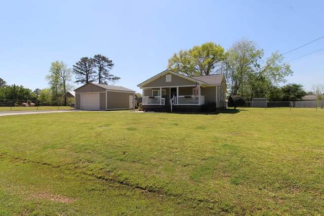 14 Red Fox Drive SW, Rome, GA 30165 (MLS #6864728) :: North Atlanta Home Team