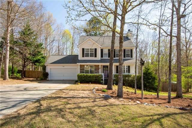 5151 Meridian Lake Drive, Monroe, GA 30655 (MLS #6864761) :: North Atlanta Home Team