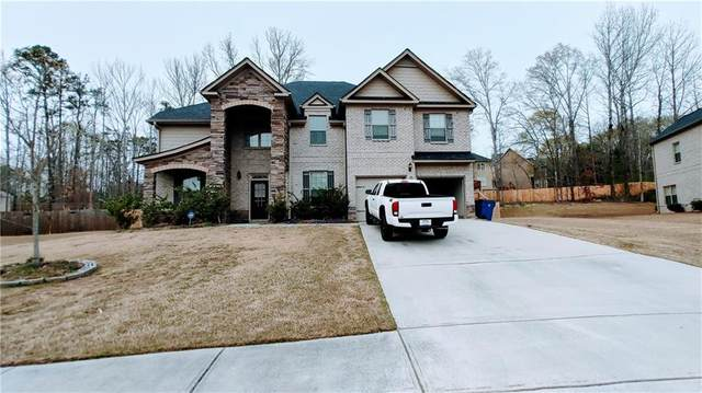 265 Sawyer Farm Drive, Grayson, GA 30017 (MLS #6864774) :: North Atlanta Home Team
