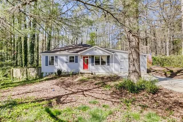 6410 Sweetbriar Drive SW, Mableton, GA 30126 (MLS #6864803) :: North Atlanta Home Team
