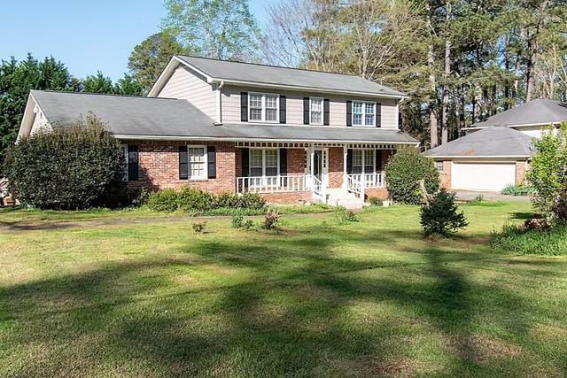 4624 Cinco Drive SW, Lilburn, GA 30047 (MLS #6864808) :: North Atlanta Home Team