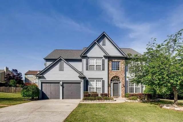 3193 Elmendorf Drive, Kennesaw, GA 30144 (MLS #6864814) :: North Atlanta Home Team