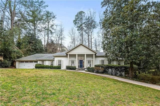 4694 Tall Pines Drive NW, Atlanta, GA 30327 (MLS #6864815) :: Thomas Ramon Realty