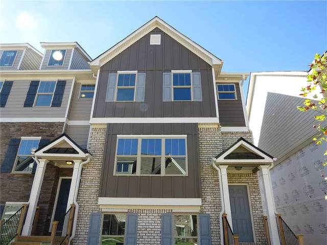 3318 Hedgeway Court #50, Kennesaw, GA 30144 (MLS #6864822) :: Rock River Realty