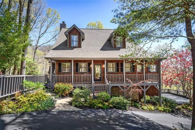 240 Huckleberry Trail, Big Canoe, GA 30143 (MLS #6864829) :: Compass Georgia LLC