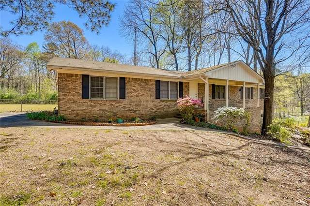 4015 Green Forest Parkway SE, Smyrna, GA 30082 (MLS #6864835) :: The Hinsons - Mike Hinson & Harriet Hinson