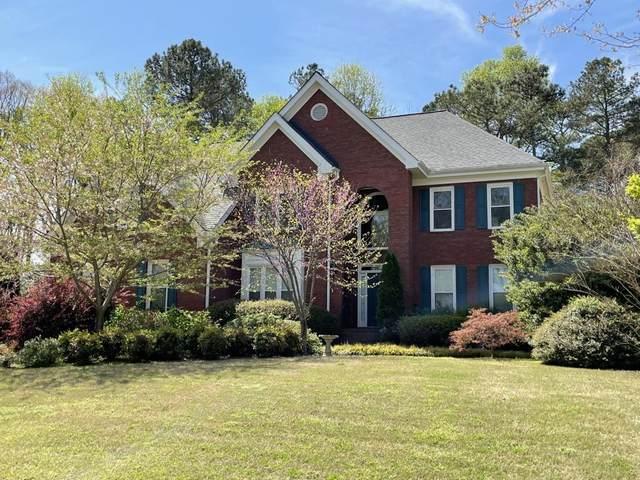 1710 Terrace Lake Drive, Lawrenceville, GA 30043 (MLS #6864839) :: North Atlanta Home Team