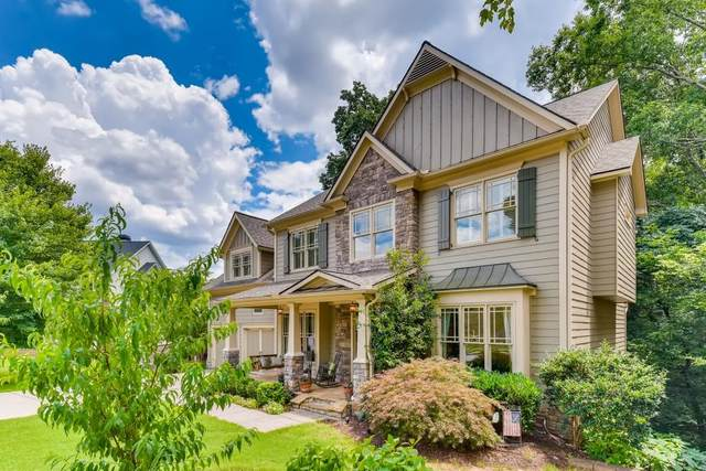 4390 Nowlin Drive SE, Smyrna, GA 30082 (MLS #6864840) :: North Atlanta Home Team