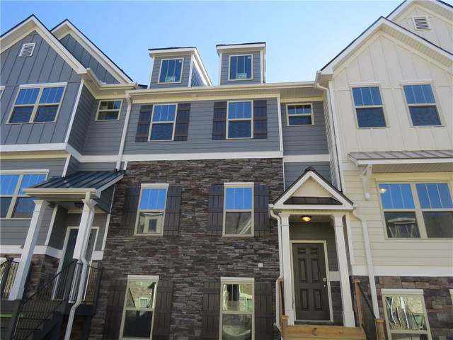 3316 Hedgeway Court #49, Kennesaw, GA 30144 (MLS #6864848) :: RE/MAX Prestige