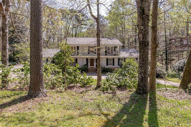 1429 Pebble Creek Road, Marietta, GA 30067 (MLS #6864876) :: North Atlanta Home Team