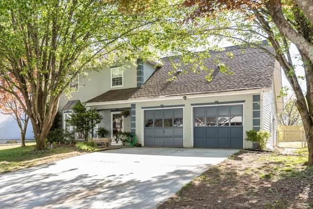 1122 Mountain Springs Drive NW, Kennesaw, GA 30144 (MLS #6864882) :: North Atlanta Home Team
