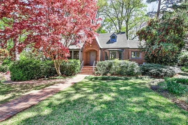 1753 Johnson Road NE, Atlanta, GA 30306 (MLS #6864908) :: North Atlanta Home Team