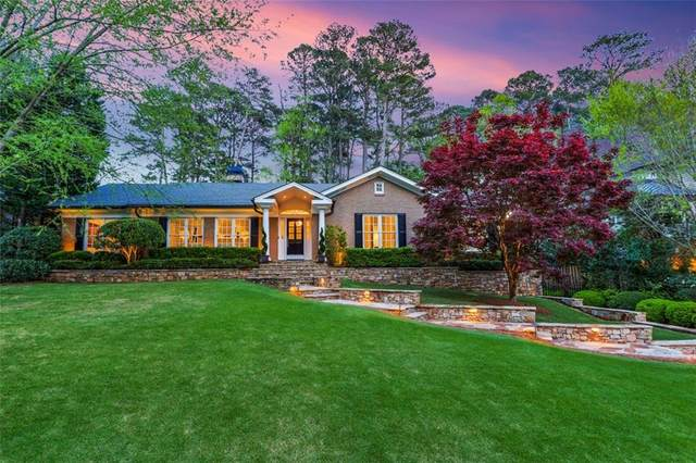 1735 Merton Road NE, Atlanta, GA 30306 (MLS #6864918) :: The Heyl Group at Keller Williams