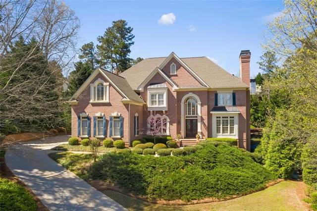 1025 Cherbury Lane, Johns Creek, GA 30022 (MLS #6864920) :: The Realty Queen & Team