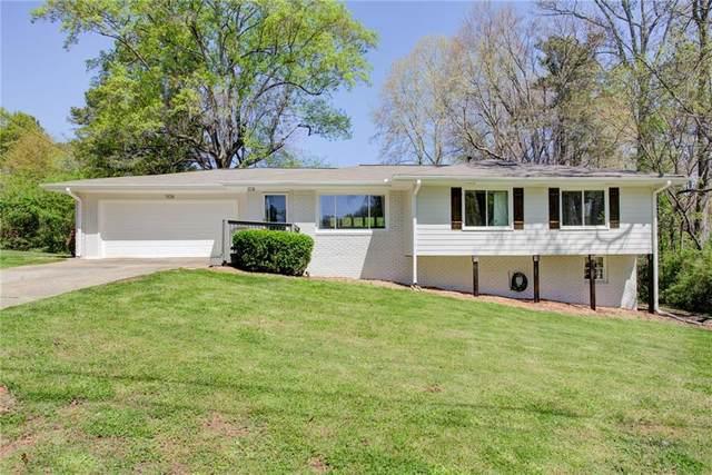 1106 Amelia Drive SW, Marietta, GA 30060 (MLS #6865024) :: North Atlanta Home Team