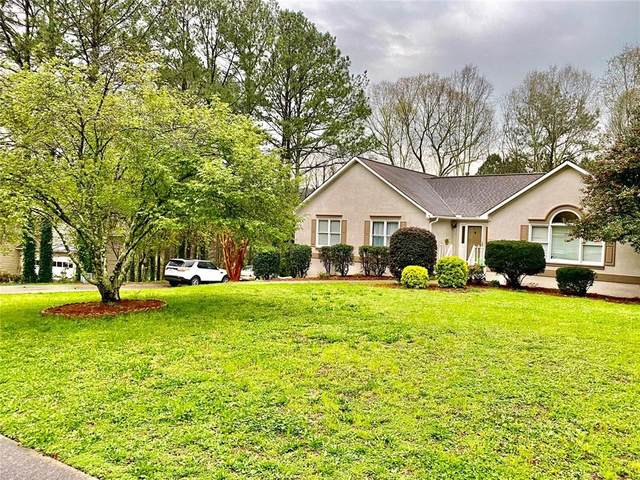 1420 Palm Ridge Way, Canton, GA 30115 (MLS #6865033) :: North Atlanta Home Team