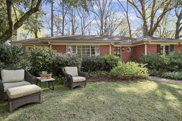 1270 Briardale Lane NE, Atlanta, GA 30306 (MLS #6865037) :: North Atlanta Home Team