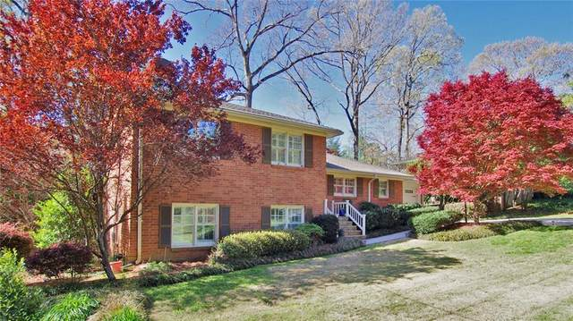 2077 Trailmark Drive, Decatur, GA 30033 (MLS #6865039) :: The Zac Team @ RE/MAX Metro Atlanta